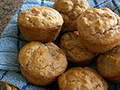 Cordelia's Apple Muffins